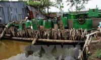 Nhật Bản hỗ trợ Việt Nam tăng cường năng lực quản lý môi trường nước lưu vực sông