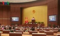 Phó Chủ tịch Quốc hội Uông Chu Lưu tiếp đoàn đại biểu cựu chiến binh tiêu biểu toàn quốc