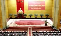 Hội nghị cán bộ chủ chốt toàn quân học tập, quán triệt, triển khai thực hiện Nghị quyết Trung ương 4