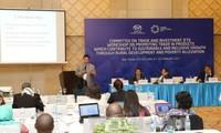 Ngày làm việc thứ 6 của Hội nghị SOM 1 và các cuộc họp liên quan
