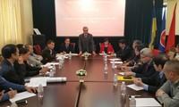 Hội nghị cán bộ chủ chốt cộng đồng người Việt Nam toàn Ucraina năm 2017