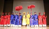 Đêm văn hóa Việt  Nam kỷ niệm 10 năm thành lập chi hội sinh viên VN tại Sejong, Hàn Quốc