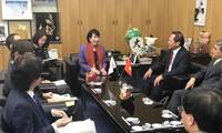 Việt Nam và Nhật Bản tăng cường hợp tác trên lĩnh vực công nghệ thông tin