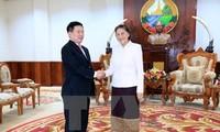 Lãnh đạo Quốc hội và Chính phủ Lào đánh giá cao sự giúp đỡ của Kiểm toán Việt Nam