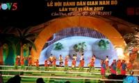 Khai mạc Lễ hội bánh dân gian Nam bộ lần thứ 6 năm 2017