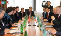 Chủ tịch Quốc hội Nguyễn Thị Kim Ngân tiếp lãnh đạo các hiệp hội của Cộng hòa Czech