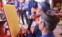 Lễ Khao lề thế lính Hoàng Sa tại Đình làng An Vĩnh