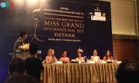 Khởi động chung kết Hoa hậu Hòa bình thế giới tại Việt Nam