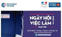 Ngày hội việc làm Pháp – Việt 2017 sẽ diễn ra vào ngày 06/05
