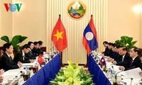 Bắt đầu Cuộc thi trắc nghiệm tìm hiểu lịch sử Việt - Lào