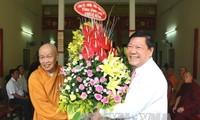 Hoạt động mừng đại lễ Phật đản Phật lịch 2561