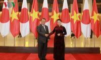 Việt Nam - Nhật Bản nhất trí tăng cường hợp tác trong nhiều lĩnh vực