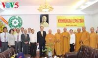 Hoạt động chúc mừng nhân Đại lễ Phật Đản 2017 - Phật lịch 2561