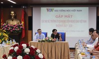 Đài TNVN và đại diện các cơ quan ngoại giao Việt Nam hợp tác quảng bá đất nước ở nước ngoài