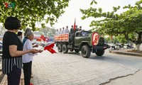 Tỉnh Điện Biên đón nhận, an táng 30 hài cốt liệt sỹ quân tình nguyện Việt Nam hy sinh tại Lào