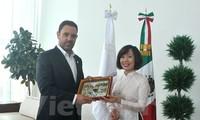 Bang Zacatecas của Mexico muốn tăng cường hợp tác với Việt Nam