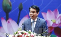 Chủ tịch UBND thành phố Hà Nội làm việc với Trưởng các cơ quan đại diện Việt Nam ở nước ngoài
