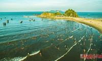 Bãi biển Cửa Lò, nơi nghỉ dưỡng thú vị ở Nghệ An