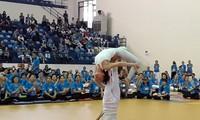 Hoạt động hưởng ứng ngày Quốc tế Yoga lần thứ ba