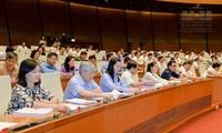 Quốc hội thông qua Luật hình sự (sửa đổi)