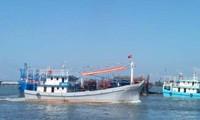 Thành lập đội cứu nạn cứu hộ và bảo vệ môi trường biển