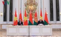 Đưa kim ngạch thương mại Việt Nam – Belarus lên 500 triệu USD trong những năm tới