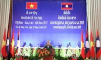 """Sơn La: Sẵn sàng cho các hoạt động """"Năm đoàn kết hữu nghị Việt Nam-Lào 2017"""""""