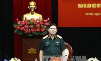 Kết hợp kinh tế với quốc phòng là chủ trương lớn của Đảng, Nhà nước