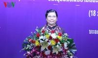 Lễ trao tặng Huân chương của Đảng, Nhà nước Việt Nam cho Lãnh đạo cấp cao Lào