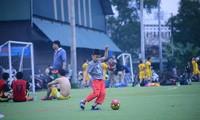 """Dự án """"Bóng đá Cộng đồng tại Việt Nam"""" nhận giải thưởng ở hai hạng mục"""