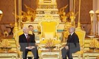 Thúc đẩy quan hệ hữu nghị truyền thống, hợp tác toàn diện hai nước lên tầm cao mới