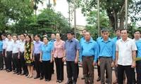 Lễ tưởng niệm 85 năm Ngày mất lãnh tụ Nguyễn Đức Cảnh