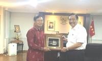 Việt Nam – Indonesia nhất trí thúc đẩy hợp tác song phương