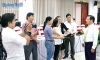 Phát huy vai trò của Hội Nhà báo Việt Nam trong bảo vệ quyền hành nghề hợp pháp của nhà báo