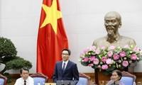 Phó Thủ tướng Vũ Đức Đam tiếp đoàn đại biểu người có công tỉnh Đồng Nai