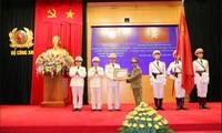 Gặp mặt kỷ niệm 72 năm lực lượng Công an nhân dân