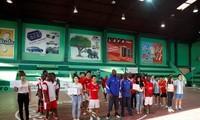 Giải bóng đá kỷ niệm 72 năm Cách mạng tháng Tám ở Mozambique