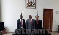 Thúc đẩy quan hệ hợp tác truyến thống giữa Việt Nam và Uganda