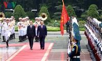 Việt Nam – Ai Cập nhất trí thúc đẩy hợp tác cùng có lợi