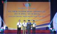Các hoạt động kỷ niệm 72 năm ngày thành lập Đài Tiếng nói Việt Nam