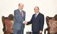 Thủ tướng Nguyễn Xuân Phúc tiếp Bộ trưởng Ngoại giao Brazil