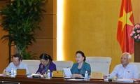 Ủy ban Thường vụ Quốc hội thảo luận báo cáo về công tác phòng chống tham nhũng
