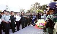 Giao lưu hữu nghị Quốc phòng biên giới Việt Nam – Trung Quốc lần thứ 4 năm 2017