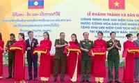 Khánh thành công trình Nhà lưu niệm Chủ tịch Hồ Chí Minh tại Khu Di tích Kim Liên