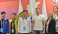 Nga mong muốn tìm hiểu kinh nghiệm tổ chức các hoạt động tình nguyện từ Việt Nam