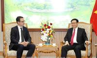 Doanh nghiệp Thuỵ Sỹ tìm kiếm cơ hội hợp tác với Việt Nam trong lĩnh vực hàng không