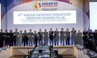 An ninh biển là nội dung được quan tâm tại Hội nghị ADMM+