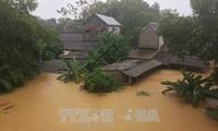 Hội Chữ thập đỏ Việt Nam cứu trợ khẩn cấp các tỉnh bị ảnh hưởng nặng nề do bão Damrey