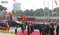 Lãnh đạo cấp cao Việt Nam tiếp đoàn đại biểu tham dự Diễn đàn Nhân dân Việt - Trung lần thứ 9