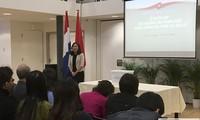 Cộng đồng người Việt Nam tại Hà Lan ủng hộ đồng bào bị thiên tai